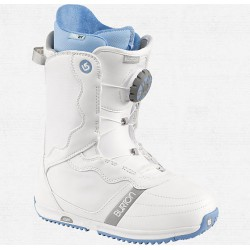 BOTAS SNOWBOARD BURTON BOOTIQUE WHITE/BLUE