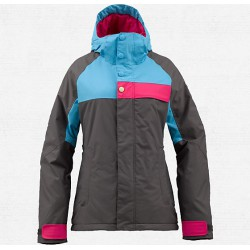 CASACO SNOWBOARD BURTON METHOD HEATHERS COLORBLOCK