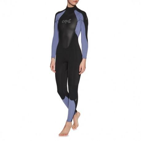 FATO DE SURF O´NEILL 4.3MM WMS EPIC BZ BLACK/MIST