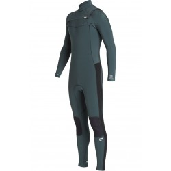 FATO DE SURF BILLABONG 4.3MM FURNACE REVOLUTION MILITARY
