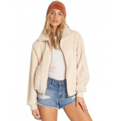 CASACO BILLABONG ALWAYS COZY WHISPER
