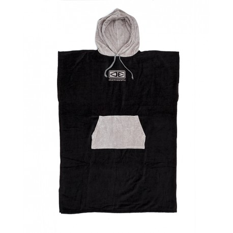 CHANGE PONCHO O&E MENS DAY BREAK HOODED GREY
