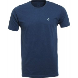 T-SHIRT NIXON SPARROW NAVY