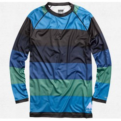 LIGHTWEIGHT CREW ROYALS POP STRIPE BURTON