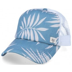 BONÉ BILLABONG HERITAGE MASHUP LET THE GOOD TIMES SEA BLUE