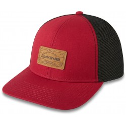 BONÉ DAKINE PEAK TO PEAK TRUCKER DEEP RED