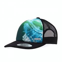 BONÉ RIP CURL ACTION SUBLI BLACK