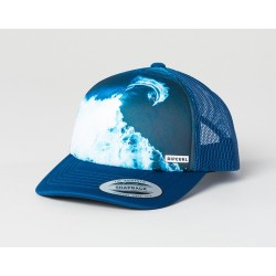 BONÉ RIP CURL ACTION SUBLI BLUE STAR