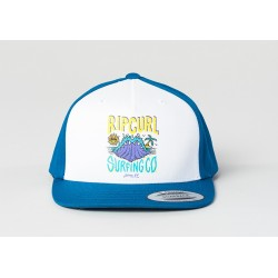 BONÉ RIP CURL LOGO GROMS BLUE STAR
