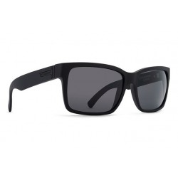 ÓCULOS DE SOL VON ZIPPER ELMORE BLACK SATIN/GREY