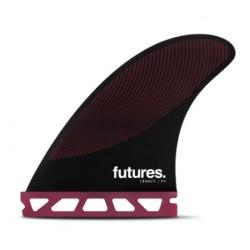 QUILHAS FUTURE P6 HONEYCOMB BURGUNDY/BLACK