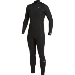 FATO DE SURF BILLABONG 4.3MM ABSOLUTE CZ BLACK