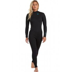 FATO DE SURF BILLABONG 4.3MM SYNERGY CZ BLACK