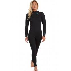 FATO DE SURF BILLABONG 4.3MM SYNERGY CZ BLACK