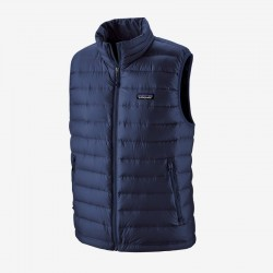 DOWN SWEATER VEST PATAGONIA CRATER CLASSIC NAVY W/CLASSIC NAVY