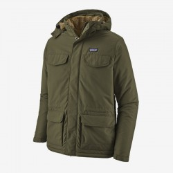 PARKA PATAGONIA ISTHMUS INDUSTRIAL GREEN