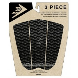 DECK FIREWIRE 3 PIECE ARCH BLACK/CHARCOAL