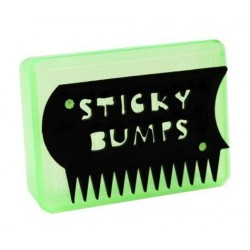 WAX BOX STICKY BUMPS GREEN/BLACK