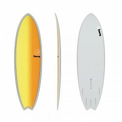 "PRANCHA DE SURF TORQ 5´11"" TET MOD FISH FULL FADE"