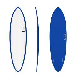"PRANCHA DE SURF TORQ 6´8"" FUNBOARD PINLINE NAVY/BLUE"
