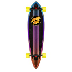 "SKATE SANTA CRUZ 39"" SUNDOWN PINTAIL COMPLETE MULTI"