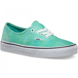 VANS AUTHENTIC SPARKLE MINT