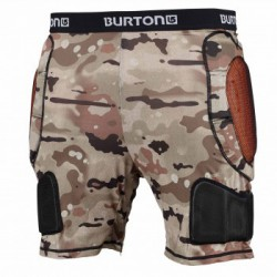 BURTON TOTAL IMPACT SHORTS BIRCH CAMO