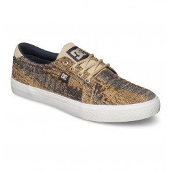 DC SHOES COUNCIL TX DARK DENIM TURTLE DO