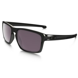OAKLEY SLIVER POLISHED BLACK PRIZM DAILY POLARIZED