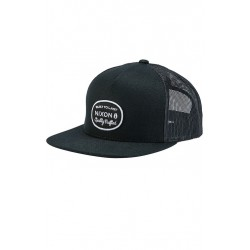 NIXON CRAFTED TRUCKER BLACK