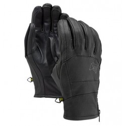 BURTON AK LEATHER TECH GLOVE BLACK
