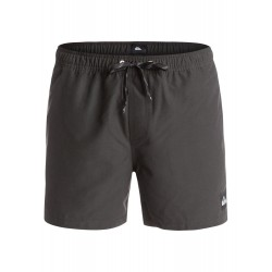 "QUIKSILVER EVERYDAY 15"" SWIM SHORTS BLACK"