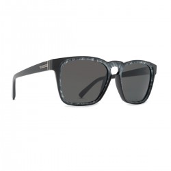 VONZIPPER LEVEE BLACK WHITE SWIRL GRADIENT