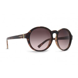 VON ZIPPER LULA TORTOISE BLACK SATIN BROWN GRADIENT