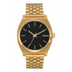RELÓGIO NIXON TIME TELLER ALL GOLD BLACK SUNRAY