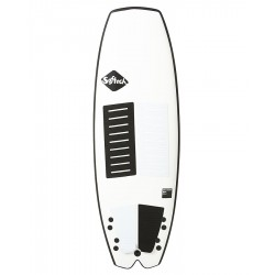 "TABUA DE SURF SOFTECH 5.2"" MYSTERY BOX PERFORMANCE SOFTBOARD"