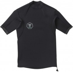 JACKET VISSLA PERFORMANCE 1MM SS BLACK