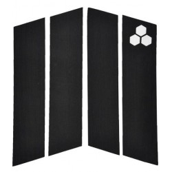 DECK CHANNEL ISLANDS PHAT 4 PIECE FRONT PAD BLACK