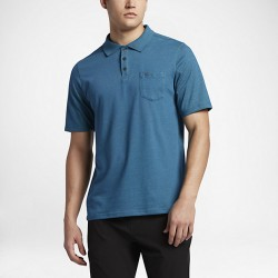 POLO HURLEY DRI-FIT LAGOS 3.0 LEGION BLUE
