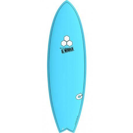 PRANCHA DE SURF AL MERRICK 5'10 PODMOD X-LITE BLUE
