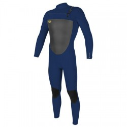 FATO DE SURF O'NEILL ORIGINAL 4.3MM FUZE HOODED FULL SUIT NAVY NAVY