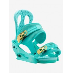 FIXAÇÕES SNOWBOARD BURTON CITIZEN THE TEAL DEAL