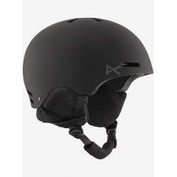HELMET ANON RAIDER BLACK