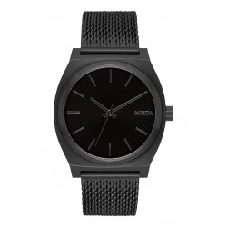 RELÓGIO NIXON TIME TELLER MILANESE ALL BLACK