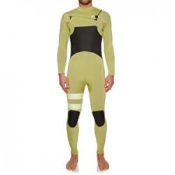 FATO DE SURF HURLEY ADVANTAGE PLUS 3/2MM BUFF GOLD