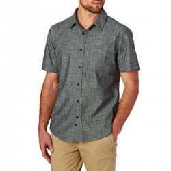 CAMISA HURLEY ONE&ONLY CLASSIC FIT BLACK