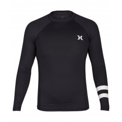 LYCRA HURLEY PRO LIGHT TOP L/S BLACK