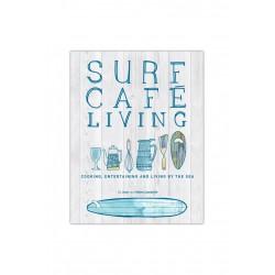 LIVRO SURF CAFE LIVING