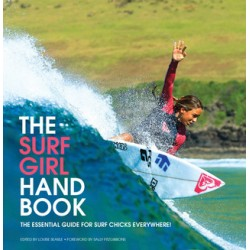 LIVRO THE SURF GIRL HANDBOOK