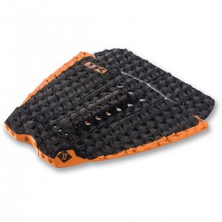 DECK DAKINE JOHN JOHN FLORENCE PRO PAD BLACK/ORANGE